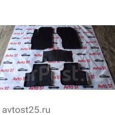 Салонные коврики Mitsubishi ASX 2008+