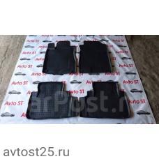 Салонные коврики  Honda CR-V 2012+