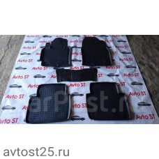 Салонные коврики Mazda CX-5 2012+
