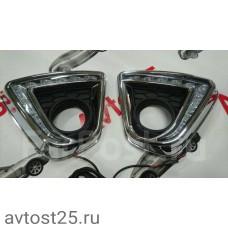 Дневные ходовые огни Mazda CX-5 2011+