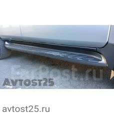 Подножки Lexus GX470 2002-2009