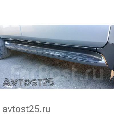 Подножки Toyota Land Cruiser Prado 120 2002-2009