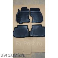 Салонные коврики Infiniti FX35,FX45  2002+