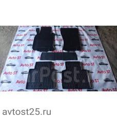 Салонные коврики Infiniti M25, M35, M37 2010+