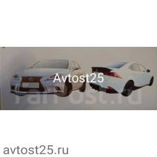 Аэродинамический обвес Lexus IS250 2015+