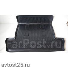 Коврик багажника Lexus LX570 2008+