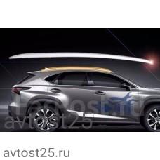 Рейлинги Lexus NX 2014+