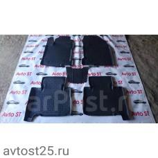 Салонные коврики  Lexus NX 2014+