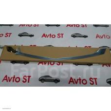 Накладка (молдинг) на решетку бампера Toyota Prius 30, 2009-2011 (ZVW30, ZVW30L, ZVW35)