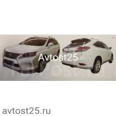 Аэродинамический обвес Lexus RX 2012+