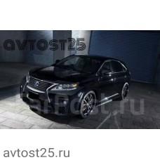 Аэродинамический обвес Lexus RX  2009+