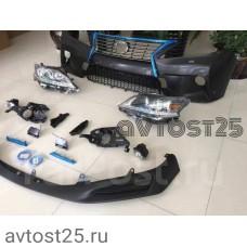 Бампер Lexus RX 2012+
