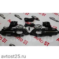Противотуманные фары Honda Vezel 2013+